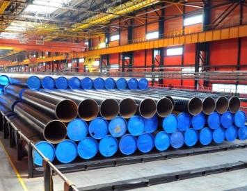 Трубы стальные сварные прямошовные